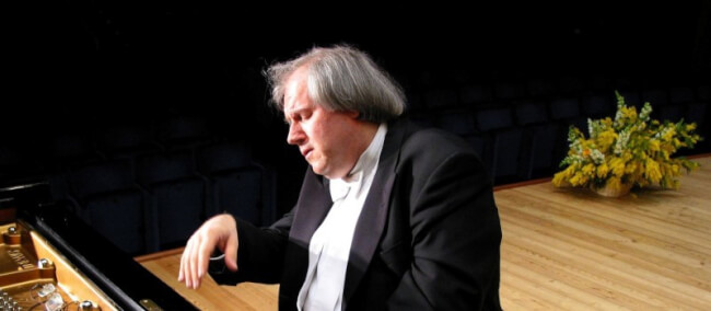Grigorij Szokolov zongoraestje Müpa Budapest