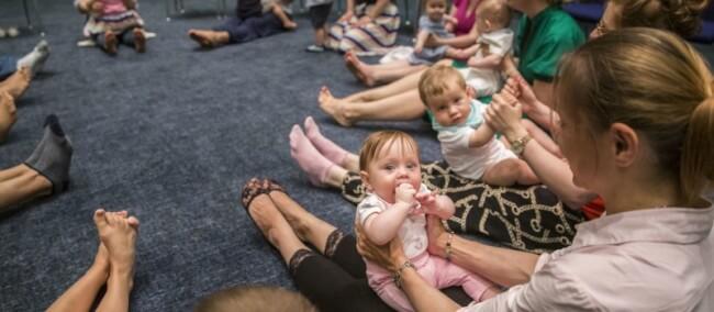 Ringató - zenés foglalkozások kisgyermekeknek Müpa Budapest