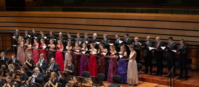 Haydn: A teremtés Müpa Budapest