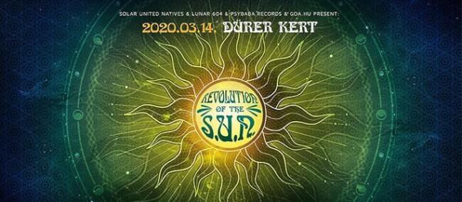 Elhalasztva! - Revolution of the SUN Dürer Kert