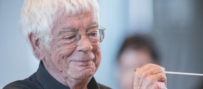 Helmuth Rilling és a Magyar Rádió Szimfonikus Zenekara Müpa Budapest