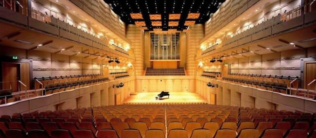 A Konzerthaus Dortmund közvetítése Müpa Budapest