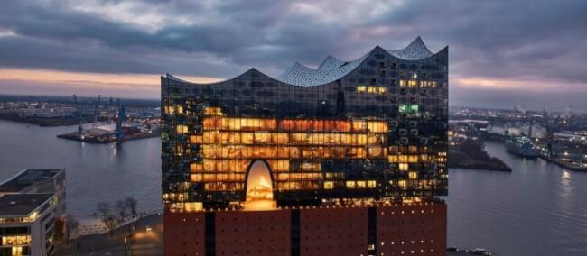 Az Elbphilharmonie Hamburg közvetítése Müpa Budapest