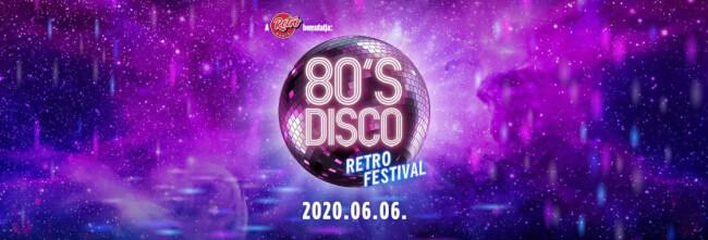 80's Disco Budapest Park