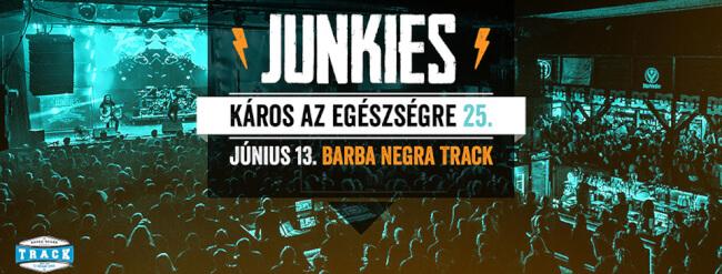 JUNKIES Barba Negra Track