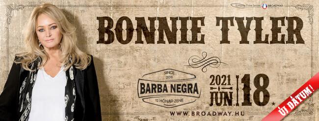 BONNIE TYLER Barba Negra Track