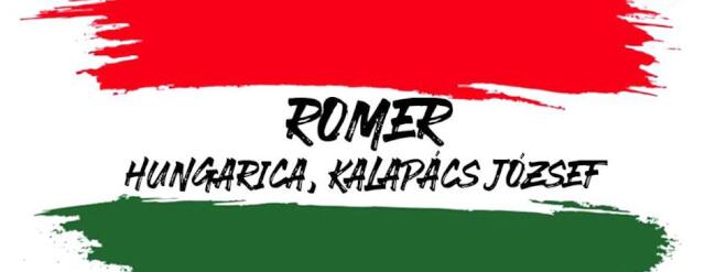 Romer | Hungarica | Kalapács - Ünnepi koncert Barba Negra Track