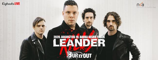 LEANDER KILLS Barba Negra Track