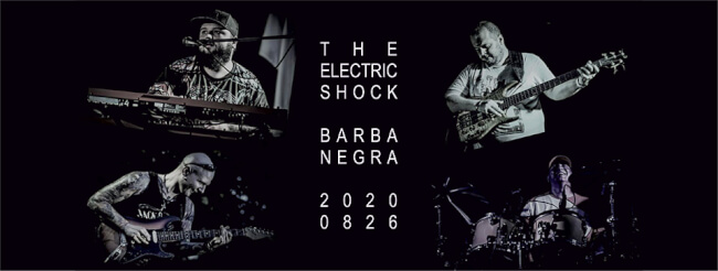 THE ELECTRIC SHOCK Barba Negra Track