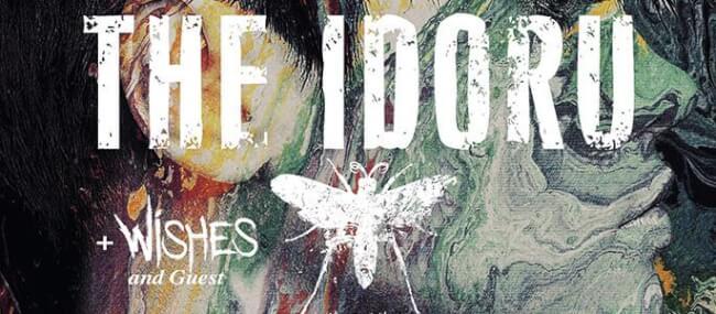 Új időpont! - THE IDORU - EP Release Show, Wishes, guest Dürer Kert