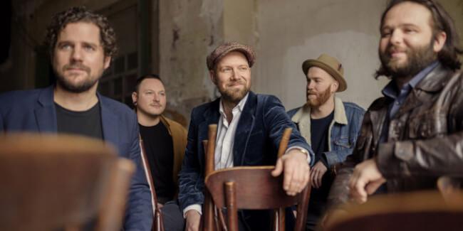 Henrik Freischlader Band (DE) A38 Hajó