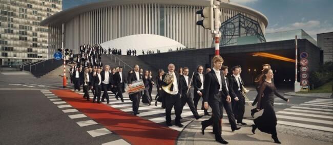 Orchestre Philharmonique du Luxembourg Müpa Budapest