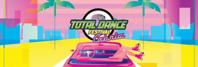 Total Dance Festival Cabrio Budapest Park