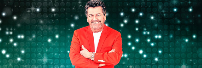 Thomas Anders from Modern Talking Budapest Park