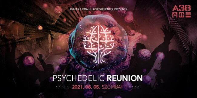 Avatar Goa.hu VegrePentek! Presents Psychedelic ReUnion: Danger & Boohna, Oleg, Tsubi, Wegha A38 Hajó