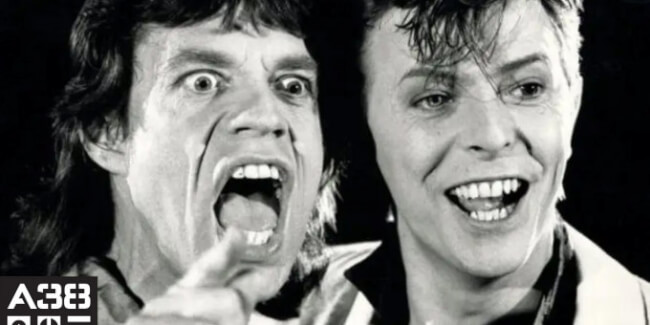 Bowie and friends vol. 4.: Mick Jagger A38 Hajó