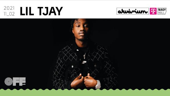 Lil Tjay - Destined 2 Win Tour Akvárium Klub